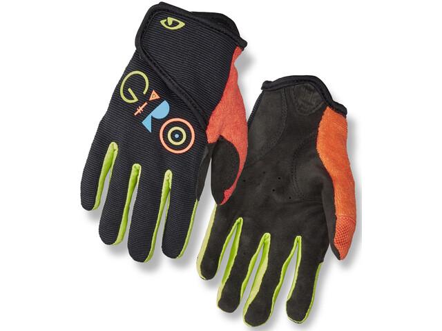 Giro DND II Handschuhe Kinder black multi